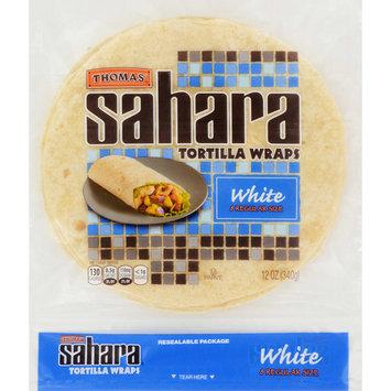 Sahara White Wraps, 8 count, 12 oz