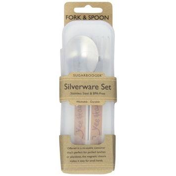 Sugarbooger Silverware Set, Yee Haw