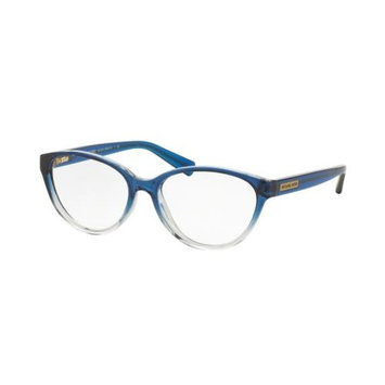MICHAEL KORS Eyeglasses MK 8021 3122 Blue Clear Gradient 52MM