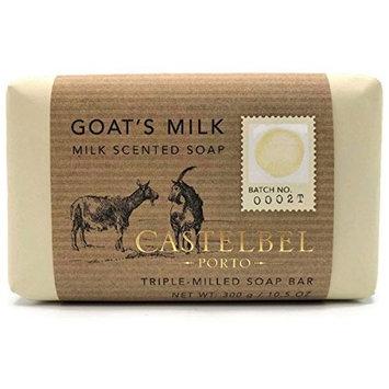 Castelbel Porto Triple Milled Goat's Milk Soap Bar 10.5 Ounces [Milk]