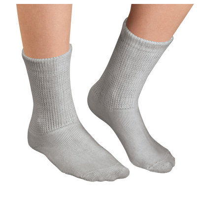 Healthy Steps 3 Pack Extra Plush Diabetic Socks