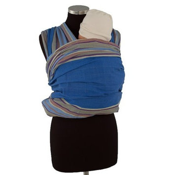 EllaRoo Woven Wrap Baby Carrier Eco size M