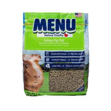 Vitakraft Sunseed Menu Natural Timothy Guinea Pig Food