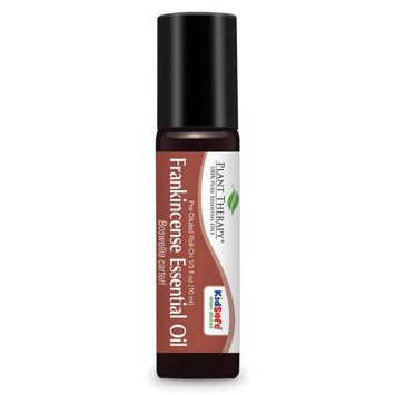 Plant Therapy Frankincense Carteri Pre-Diluted Essential Oil Roll-On 10 mL (1/3 fl. oz.)