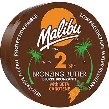 Malibu Bronzing Body Butter SPF 2 With Tropical Coconut Fragrance 250ml by Malibu Sun