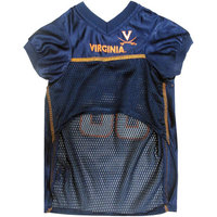 Pets First College Virginia Cavaliers Collegiate Dog Jersey, Available in Various Sizes