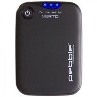 Veho PEBBLE Verto Portable Charger 3700mAh - Grey