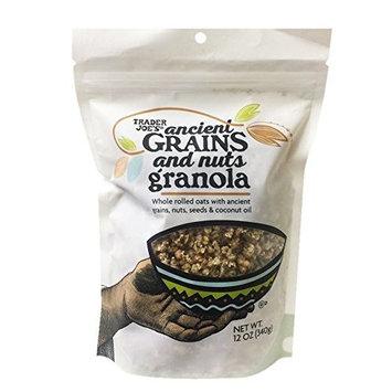 Trader Joe's Ancient Grains and Nuts Granola Pack 12oz