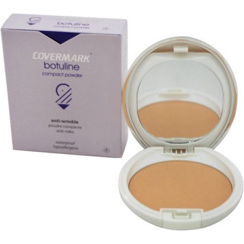 Botuline Compact Powder Waterproof - # 4 by Covermark for Women - 0.35 oz Powder