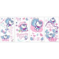 RoomMates Hello Kitty Peel and Stick Applique - multicolor