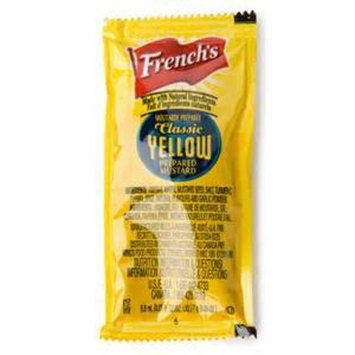 French's Mustard Packets - 5.5g/100 ct. Packets