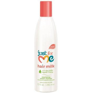 Soft & Beautiful Just for Me! Hair Milk Nourishing Cream Cleanser, 10 oz