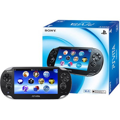 Sony PlayStation Vita WiFi Portable Gaming System