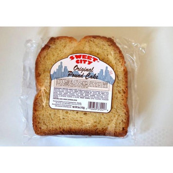 Sweet City Single Serve Original Pound Cake