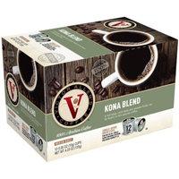 Victor Allen's Coffee Medium Roast Kona Blend Single Serve Brew Cups, 0.35 oz, 12 count