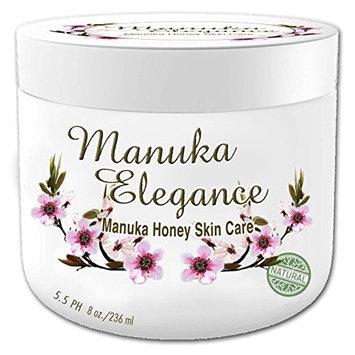 Organic Manuka Honey Skin Cream with Vitamin C