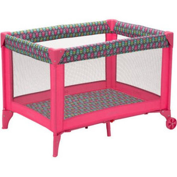 Dorel Juvenile Cosco Funsport Playard, Floral Pop