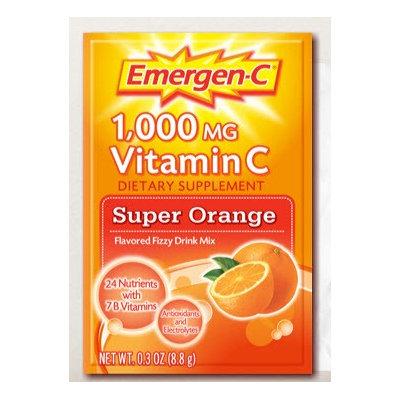 Emergen-C 1,000 mg Vitamic C Super Orange