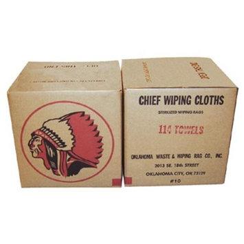 Oklahoma Waste & Wiping Rag 552-114-25 Turkish Towels Mix Reg Towel Cotton Terry