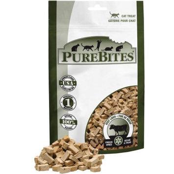 PureBites Beef Liver 1.55oz