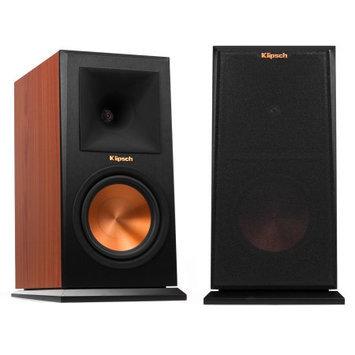 Klipsch RP-160M Reference Premiere Monitor Speaker with 6.5 inch Cerametallic Cone Woofer - Pair (Cherry)