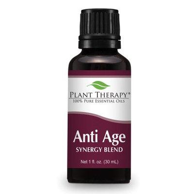 Anti Age Synergy Essential Oil 30 ml 100% Pure, Undiluted, Therapeutic Blend of: Palmarosa, Rosalina, Copaiba Balsam, Frankincense, Frankincense carteri, Sandalwood, Neroli, Rose Absolute.