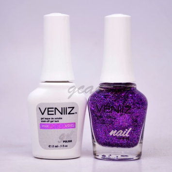 Veniiz Match UV Gel Polish V041 Pixie Glitter