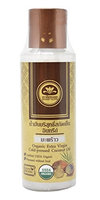 Talaypu Organic Extra Virgin Coconut Oil (Cold-Pressed) for Skin & Hair - 100% Natural, Processed without heat, Chemical-free, Bleach -free, Non-deodorized (3.38 fl. oz)