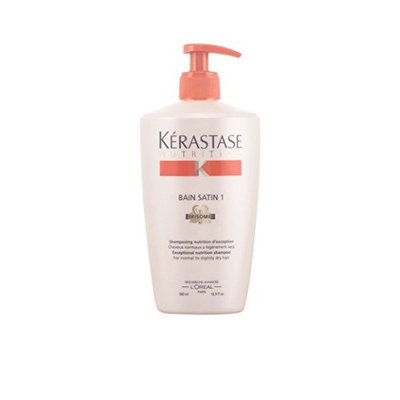 Kerastase Nutritive Bain Satin 1 Shampoo 500ml/16.9oz