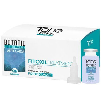 Tahe Fitoxil Anti Hair Loss Treatment Ampoules 5x10ml (FORTE CLASSIC)