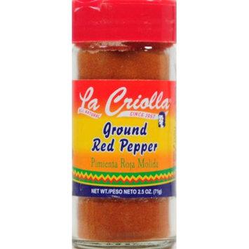 La Criolla Inc. La Criolla Ground Red Pepper
