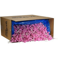 Spangler Candy Company Dum Dums Lolipops, Color Party, Multiple Colors and Flavors Available, Bulk 30lb Box, 2,340 Count