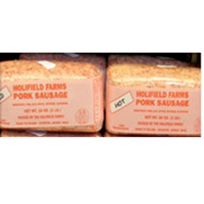 Holifield Farms Hot Pork Sausage 1 Lb