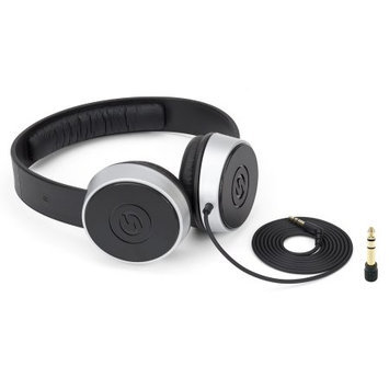 Samson SR450 Closed-Back On-Ear Studio Headphones