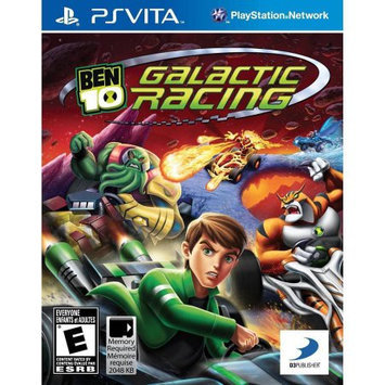 D3publisher Ben 10 Galactic Racing PSV by PSV
