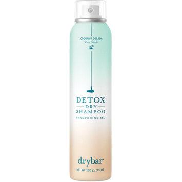 Limited Edition Detox Dry Shampoo Coconut Colada Scent