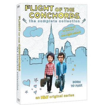 Fye Flight of the Conchords: The Complete Collection [5 Discs] DVD