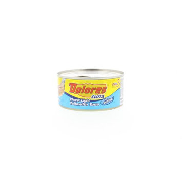 Dolores Tuna in water - Atun en agua 10 Oz (Pack of 6)