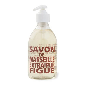 Compagnie de Provence Savon de Marseille Extra Pure Liquid Soap - Fig of Provence - 10 Fl Oz Plastic Pump Bottle [Fig of Provence]