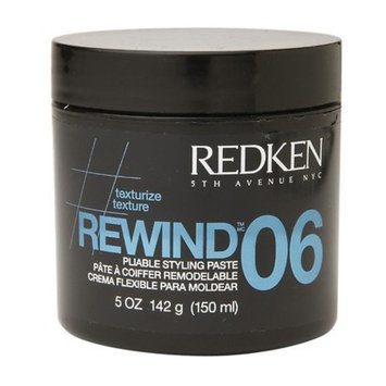 Redken Rewind 06 Pliable Styling Paste 06 - Medium Control - 3PC
