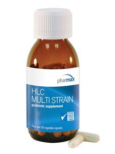 Pharmax - HLC Multi Strain - 60 Vegetarian Capsules