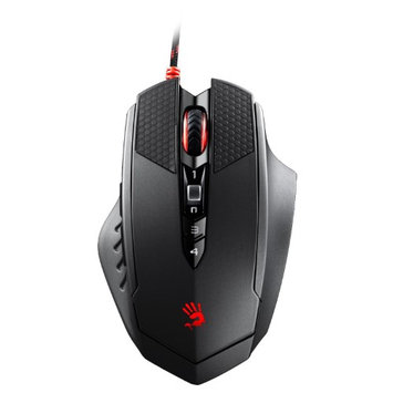 Bloody Gaming 9BTN LIGHT STRIKE INFRARED PROGRAMMABLE GAMING MOUSE