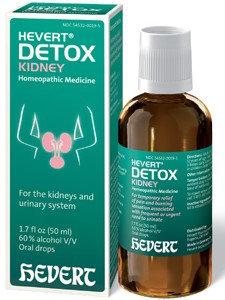 Hevert Pharmaceuticals Hevert Detox Kidney 50 ml