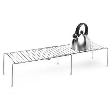 Whitmor/earle Industries Whitmor Jumbo Extendable Helper Shelf, Chrome