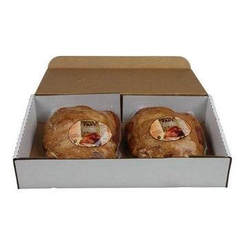 Farmland Natural Juice Applewood Smoked Ham, 9 Pound -- 2 per case.
