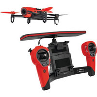 Parrot Bebop Drone with SkyController - Red, Red