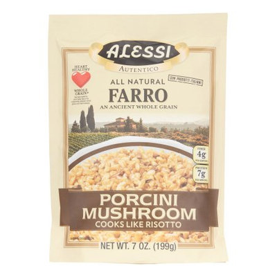 Alessi Autentico Farro, Porcini Mushroom, 7 Oz