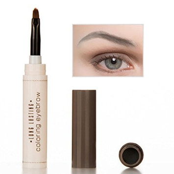 Binmer(TM) 2016 Fashion Professional Eye Brow Dye Cream Pencil Long Lasting Waterproof (D)