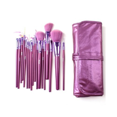 Megaga Professional makeup Brush Set,18pc Studio Pro Makeup Make Up Cosmetic Brush Set Kit