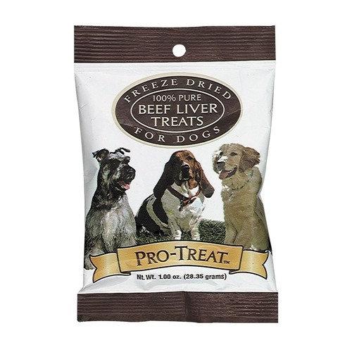 Beef/Liver Gimborn Freeze-Dried Treats 4oz